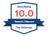 10 out of 10 Superb Avvo Rating